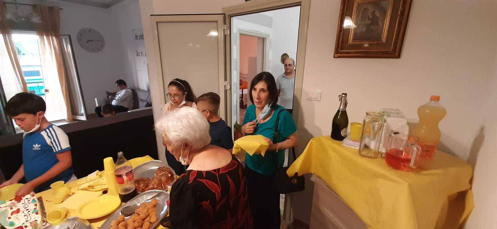 Casa Famiglia per Anziani Desiree - Inaugurazione